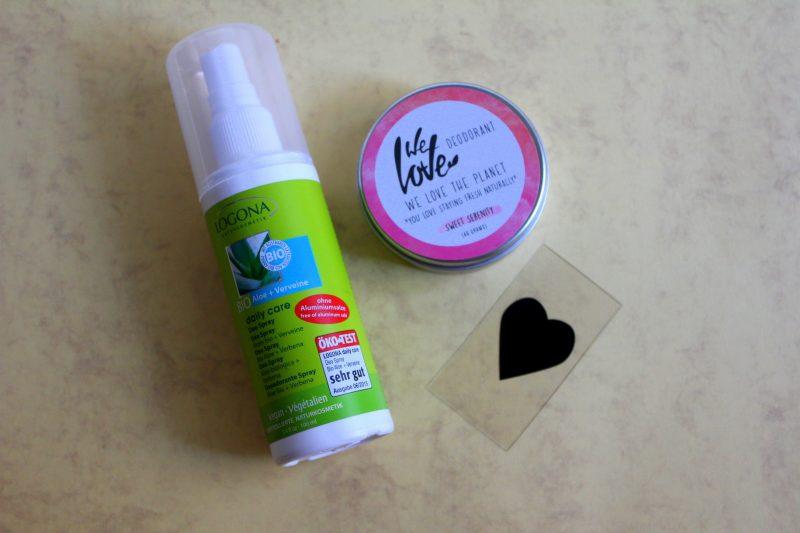 Naturkosmetik Deodorants