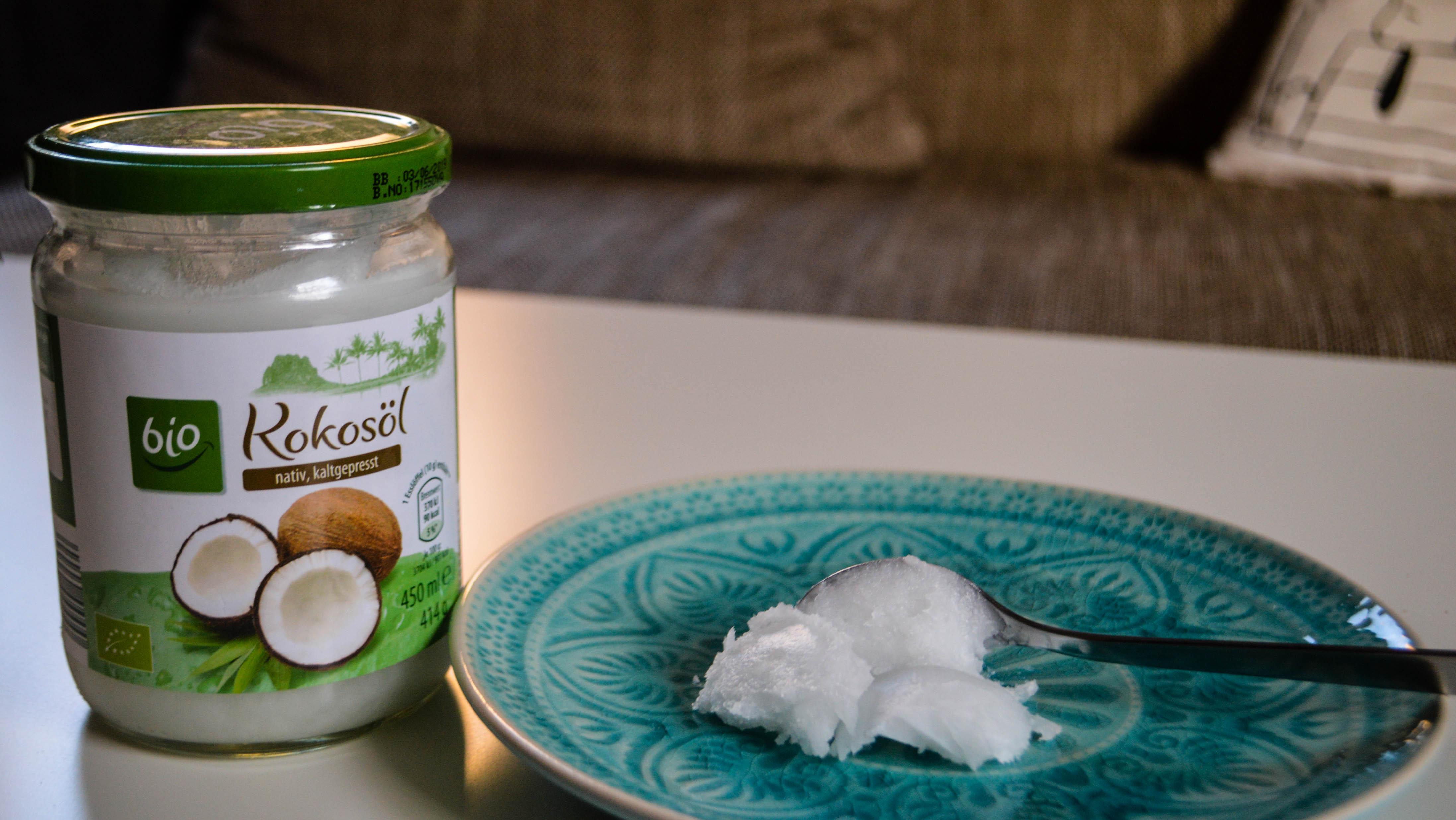 Kokosol haare kaltgepresst