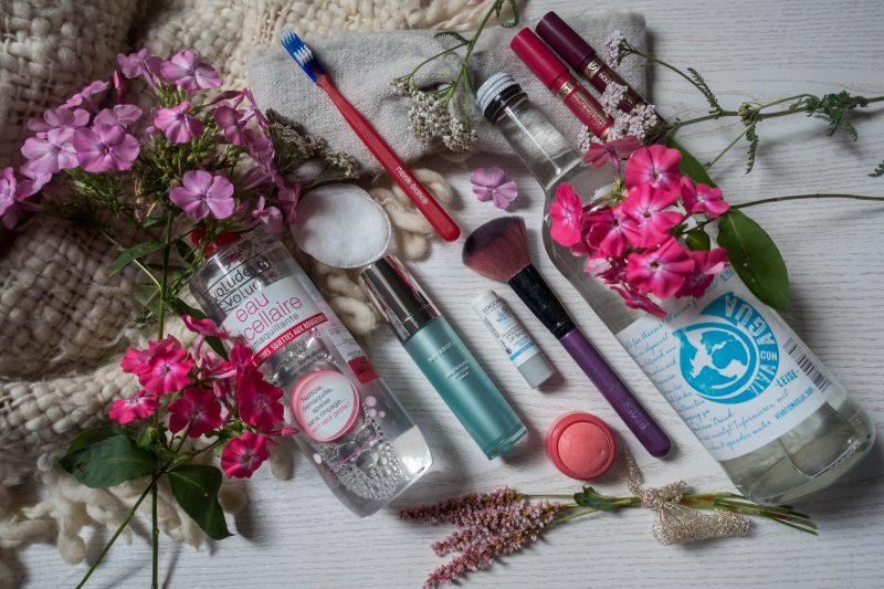 Packliste Beautytasche