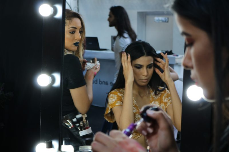 Make Up Tunis