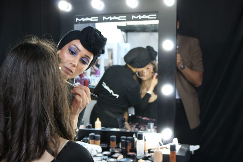 Tunis Fashion Week Make Up