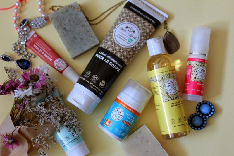 Naturkosmetik Produkte