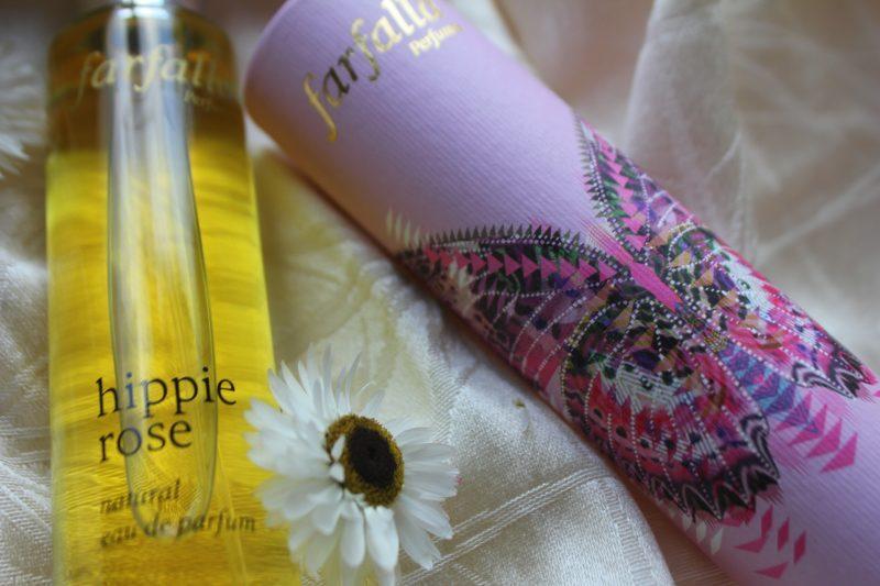 Natur Parfüm Hippie Rose