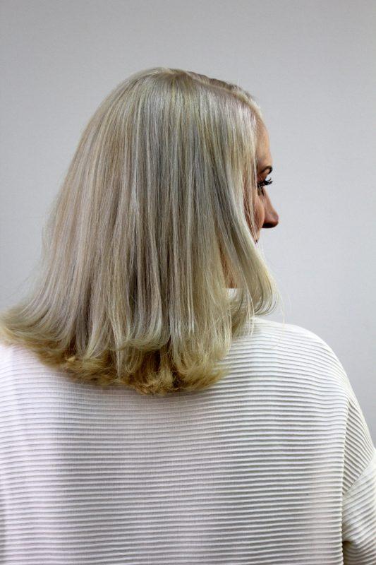 perfekte Blond